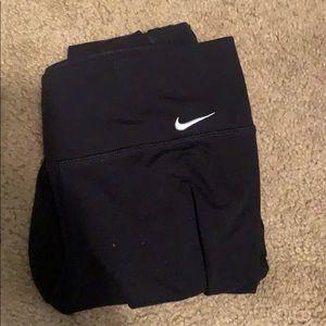 Nike Dri-Fit Black Leggings
